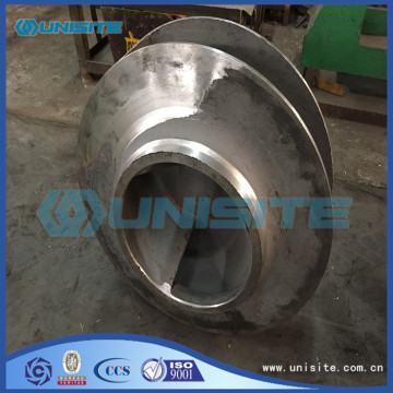 Stalen casting impeller design