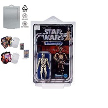 Custom Display Case Toys Blister Pack PET Protector