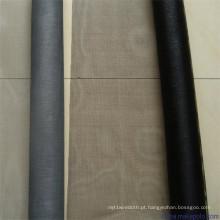 Tela da janela lisa da fibra de vidro / tela interna da fibra de vidro