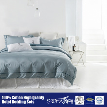 new design Nantong wholesale bedding set 100% cotton embroidery bed sheet/ hotel bed linen/hotel linen
