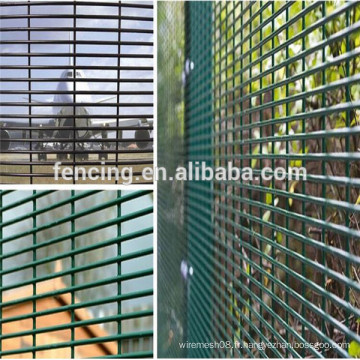 Clôture de haute sécurité en Chine