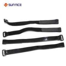 Factory Directly Custom Hook and Loop Adjustable Nylon Straps