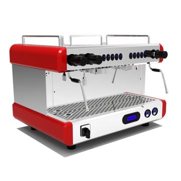 Suporte à Personalização da Máquina de Café Expresso Comercial