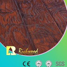 Vinyl Maple 12.3mm E1 AC4 Parquet Oak Laminate Laminated Wood Flooring