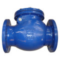 DIN3202 F6 Double Flange Swing Check Valve with Metal