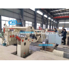 Prix d'usine Hot Hidden Speed Coil Métal Haute Précision Cut To Longueur Shear Machine