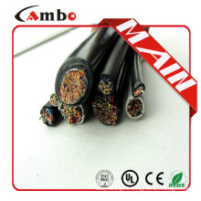 Underground cat5e Water blocked outdoor telephone cable 10 pair with Gel Filled