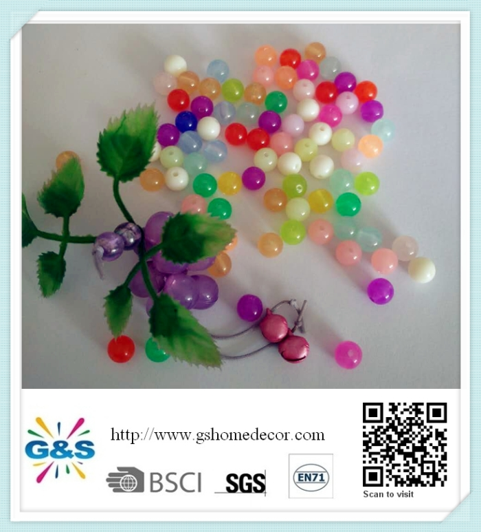 Plastic Beads Set