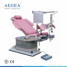 AG-S104A Elektro-Gynäkologie und Geburtshilfe Instrumente Krankenhausstuhl