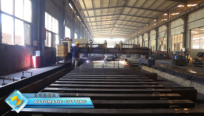 Lift Table Automatic Cutting