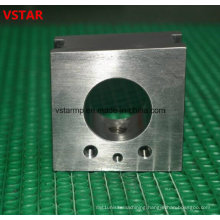 CNC Machining of Motor Part in Stainless Steel High Precision Spare Part