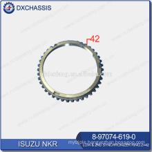 Genuine NHR/NKR Transmission Low & 2ND Synchronizer Ring Z=42 8-97074-619-0