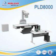 Flat Panel Digital Radiography X Ray PLD8000