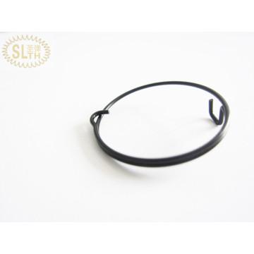 Slth-Ts-021 Kis ressort de torsion de fil de musique coréenne avec oxyde noir