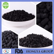 Carbón activado para la adsorción del aceite y la purificación del compresor