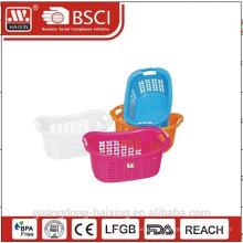 Cesta de lavanderia plástica (42L)