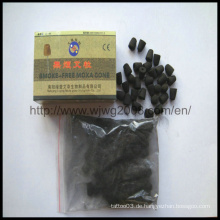 (B-8) Rauchlose Moxa auf Nadel-200PCS Akupunktur