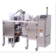 Premade Packing Machine With Measuring Pump For Liquid