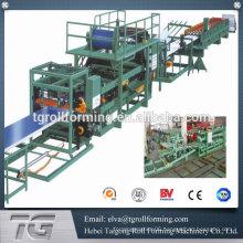 Factory price supplier sandwich panel making machine