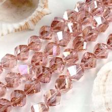 2016 NOVA Cristal Torção Beads