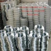 Großverkauf der Fabrik! China Bester Preis galvanisierter Eisendraht