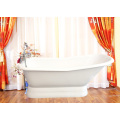Europe Market Enamel Cast Iron Bathtub