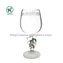 Verre à vin simple par SGS (DIA7.5 * 19.5)