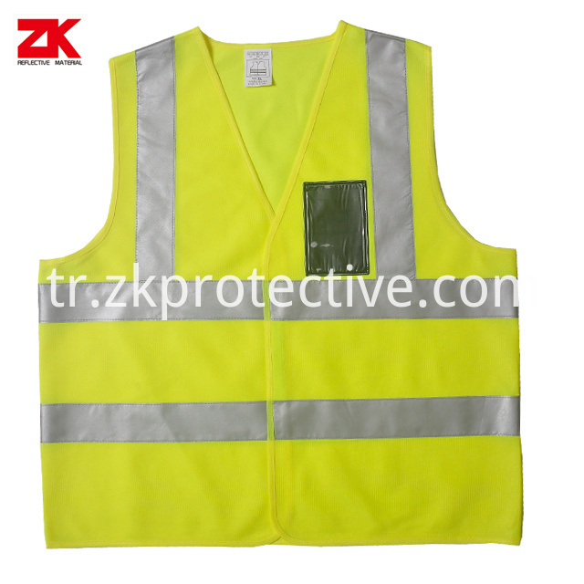 Sliver Safety Vest