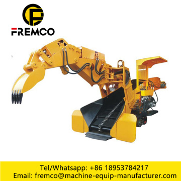 Machine For Mine Used Mucking Loader