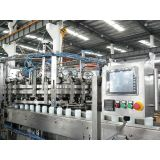 Beer Can Small Bottle Carbonated Beverage Aluminum Can Filling Machine / Line 18 Heads