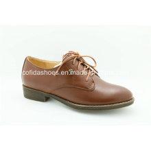 Klassische Komfort Low Heel Casual Damen Schuhe