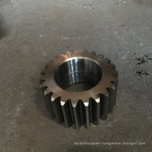 Alloy Steel Gear Shafts CNC Machining Parts