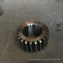 Сталь сплава шестерни CNC подвергая механической обработке