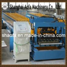 Color Steel Tile Roll Forming Machinery (AF-G828)