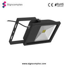 Ultra-delgado IP65 30W de alta calidad ahorro de energía LED luz de calle