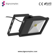 Réverbère économiseur d'énergie de haute qualité ultra-mince IP65 30W LED
