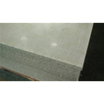 Glatte Oberfläche FRP Aluminium Wabenplatten