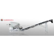20m3/h mobile concrete mixing plant Patent Product