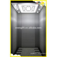 Getriebelosen Edelstahl-Aufzug