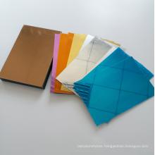 Wholesale 1220x2440 Cutting Size Acrylic Mirror Sheet Plastic
