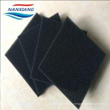 Полиуретан упаковка пены для очистки воды или фильтр для аквариума губки