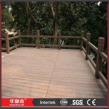 PVC Foam Composite Decking Balcony Floor