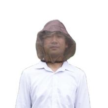 Противомоскитная сетка для защиты головы от насекомых