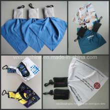 Microfiber Key-Chain Cloth, Eyewear Cleaning Cloth (NN-002)