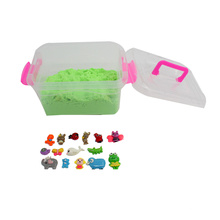 1kg Eco-Friendly DIY Sensory Discovery Magic Sand for Kids′ Sensory and Therapy (MQ-DSA20)