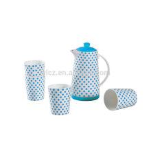Best quality porcelain coffee set