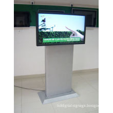 """Interactive Stand Alone Digital Signage , 46"""" Horizontal Display For Show"""