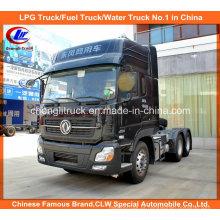 Cabeça do trator de Dongfeng 6X4 350HP, caminhão de trator pesado