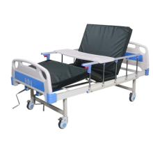 cheap manual hospital bed medical