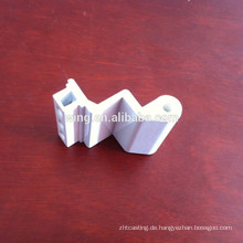 zinc machined industrial and die casting machining product part